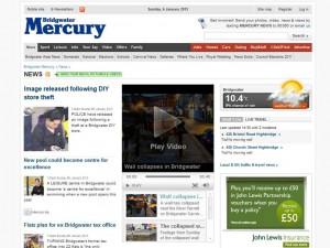 Bridgwater Mercury News