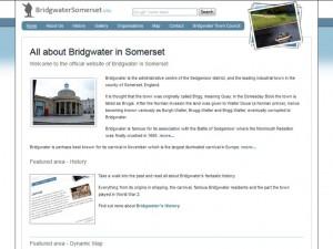 Bridgwater Town Info