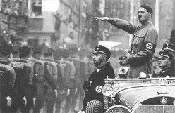 Hitlers Sportsplatz Rant